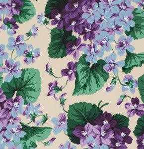 Violets in Natural