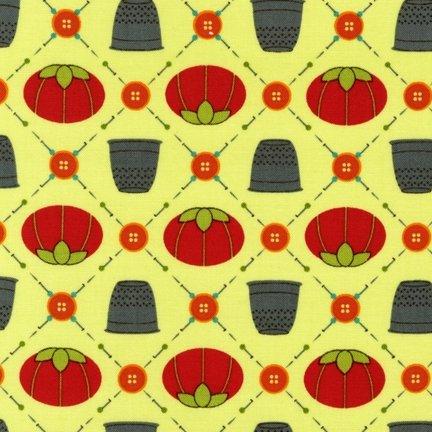 Pin Cushions in Retro