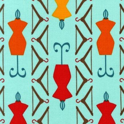 Dress Forms in Retro