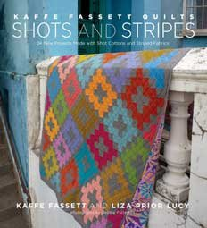 Kaffe Fassett-Shots and Stripes