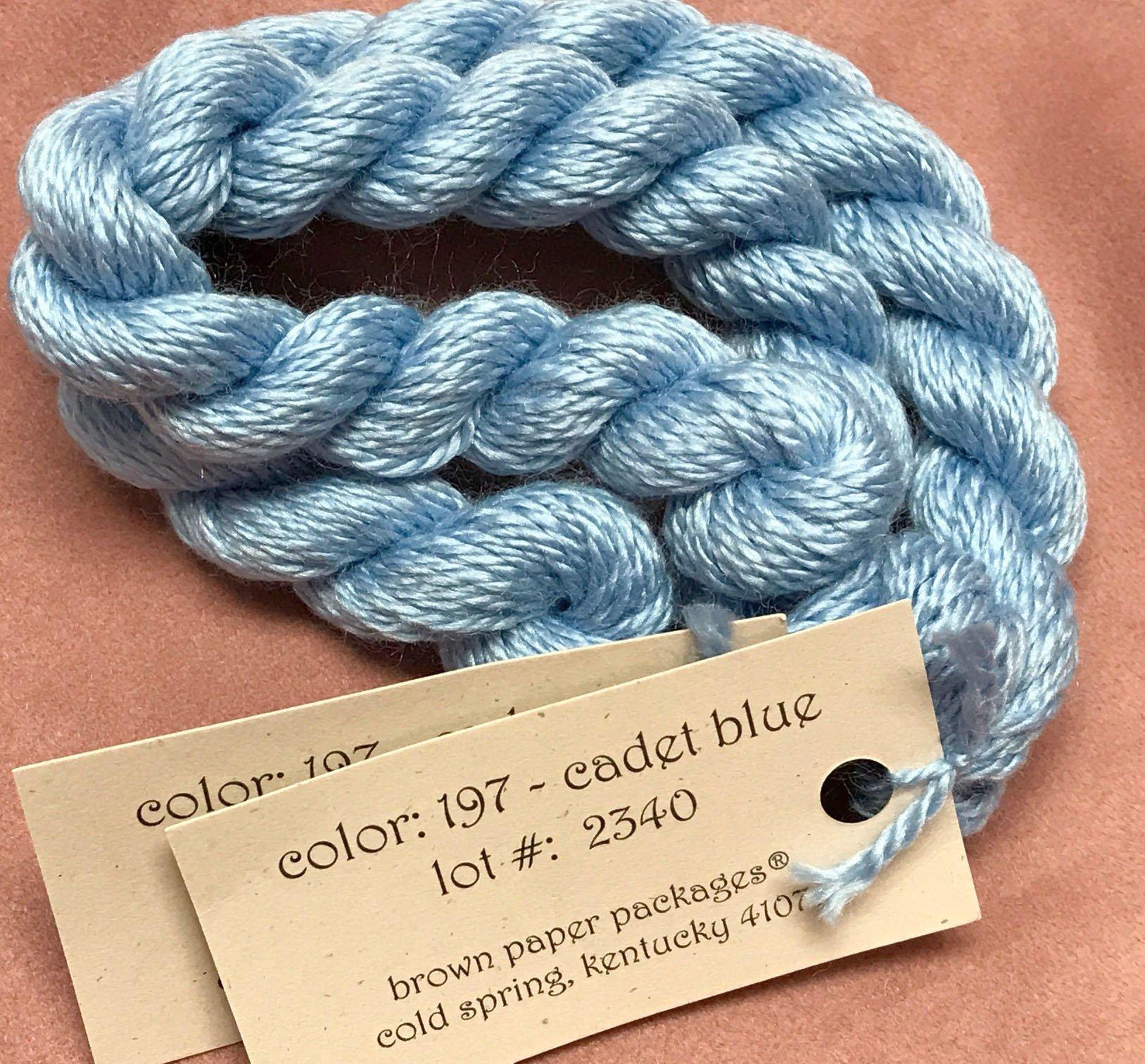 SI-CADET BLUE-197
