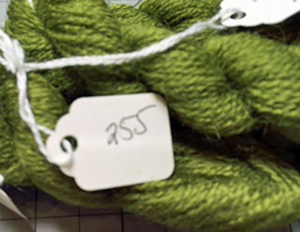 APP-255-GRASS GREEN -HANK  -