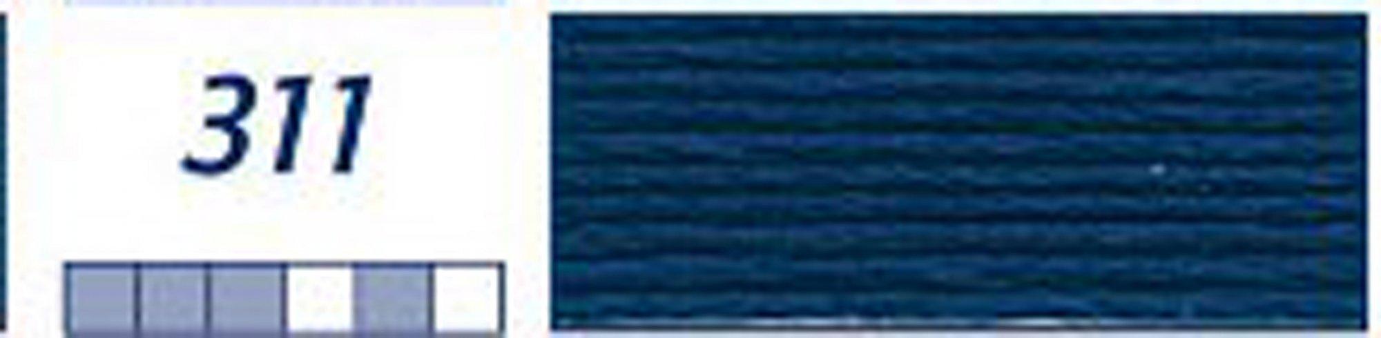 0311-MD NAVY BLUE-(DMC FLOSS)