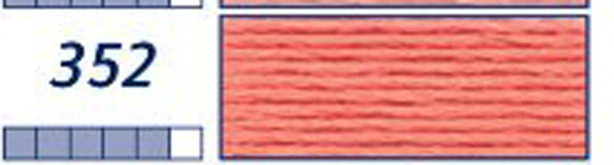 0352-LT CORAL-(DMC-FLOSS-)