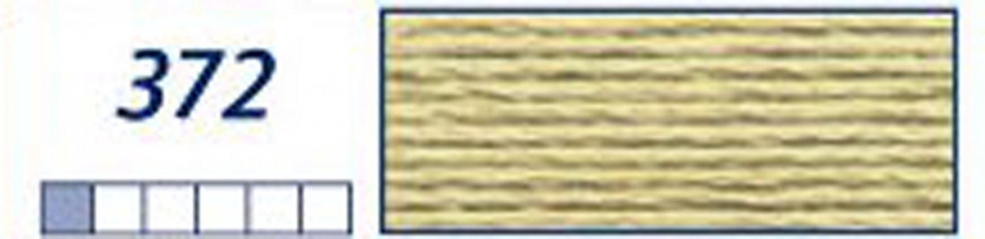 0372-LT MUSTARD-(DMC-FLOSS-)