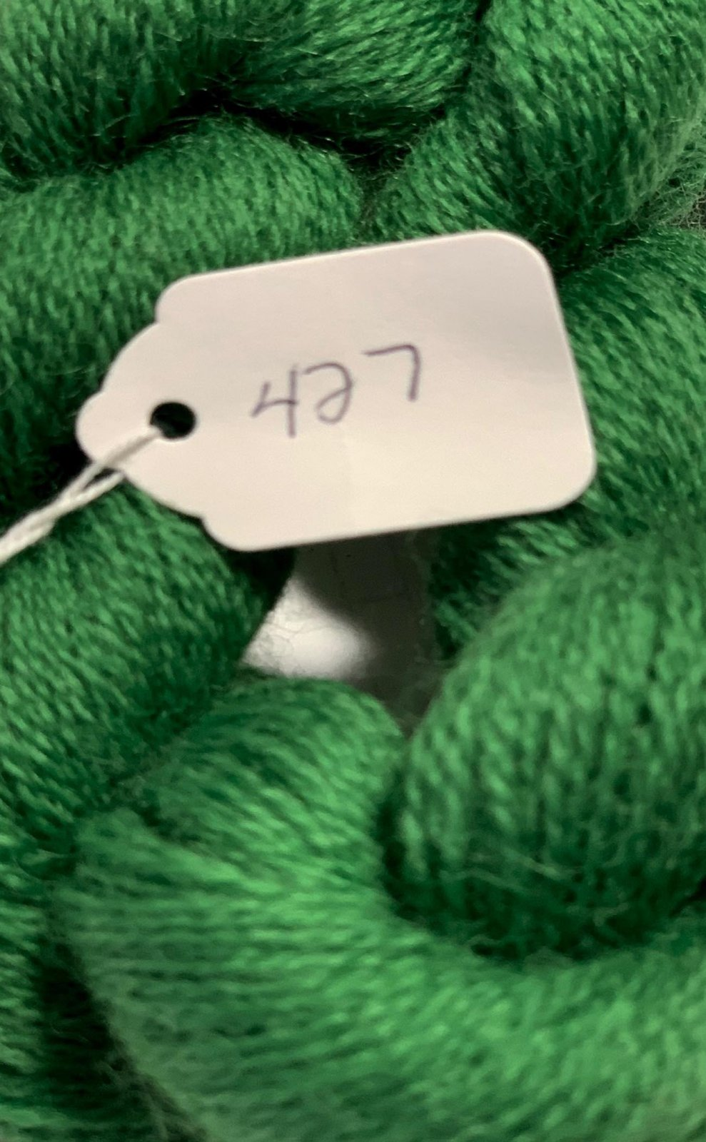 APP-427-LEAF GREEN- HANK