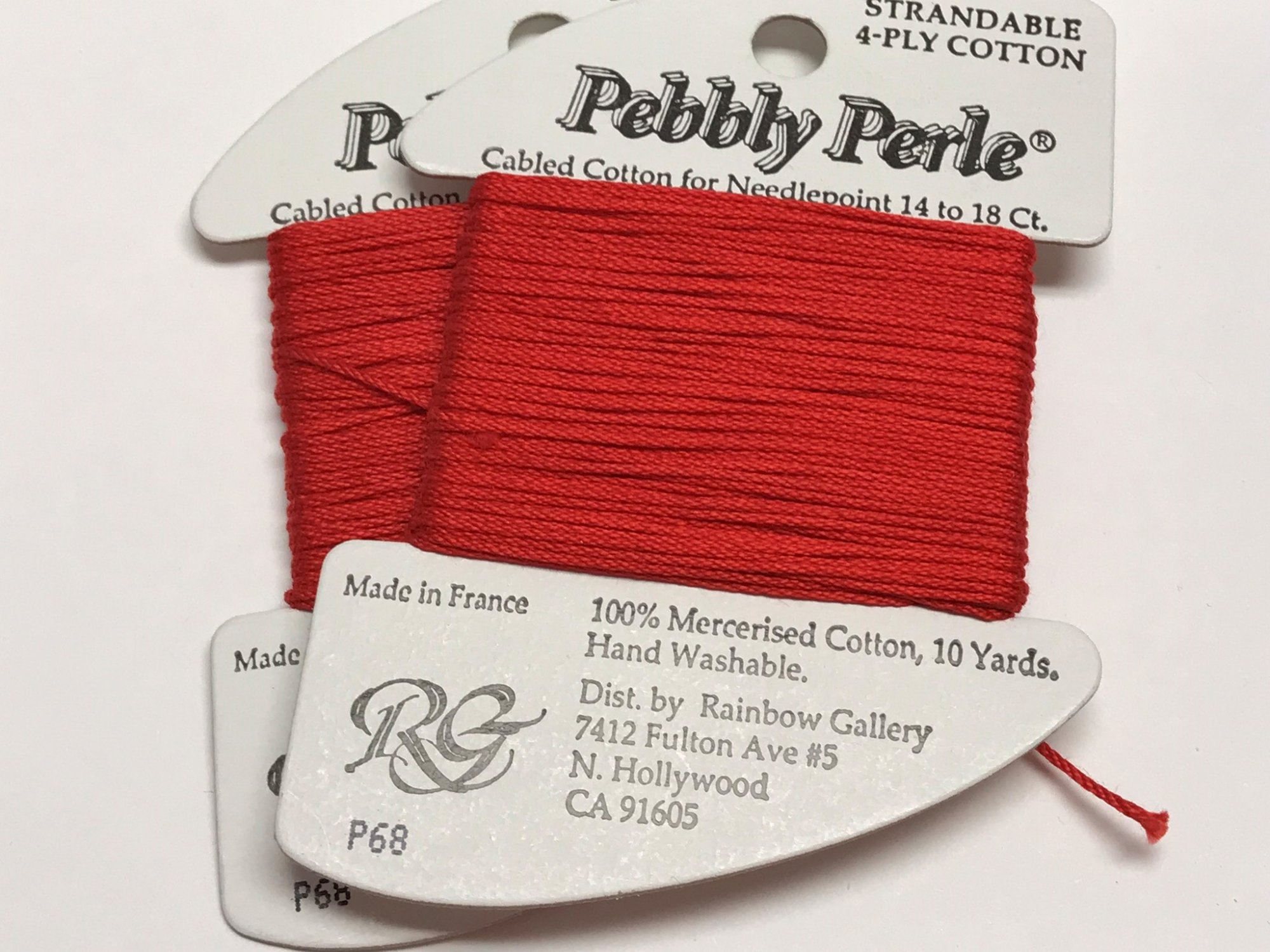 P68-RED