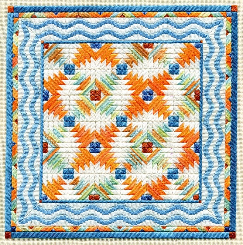 TROPICAL PINEAPPLE QUILT