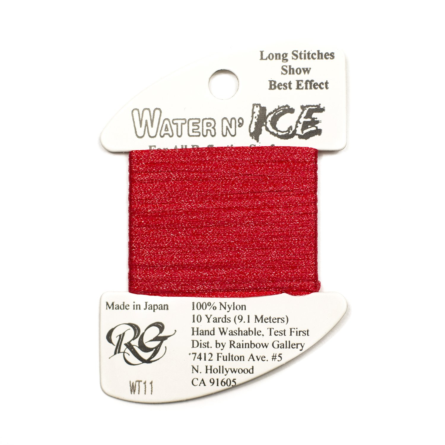 WT-11-CHRISTMAS RED