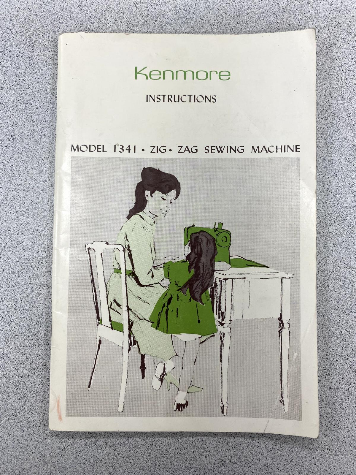 Kenmore 1341