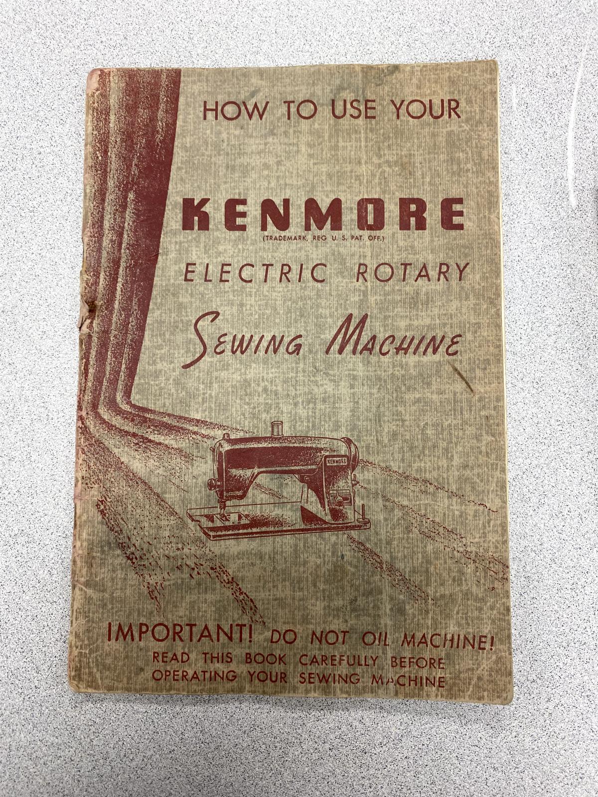 Kenmore rotary