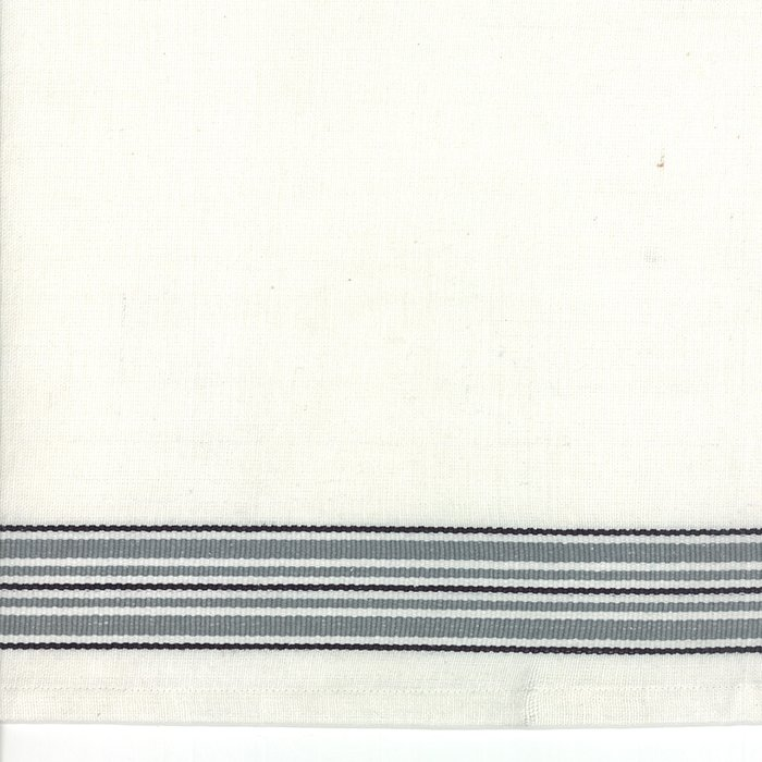 16 Toweling White Grey 920 180 Moda Toweling
