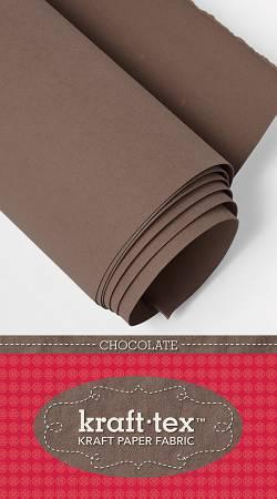 Kraft-tex Kraft Paper in Chocolate