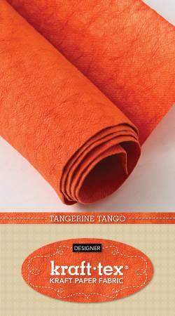 Kraft-tex Designer Tangerine Tango