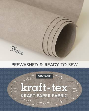Kraft-tex Roll Stone Prewashed