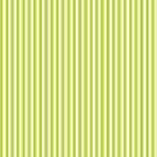 Pin Stripe Light Green