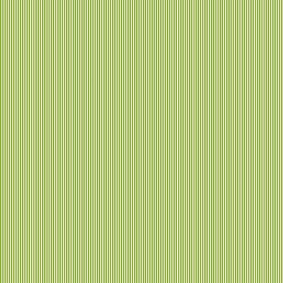 Pin Stripe Green