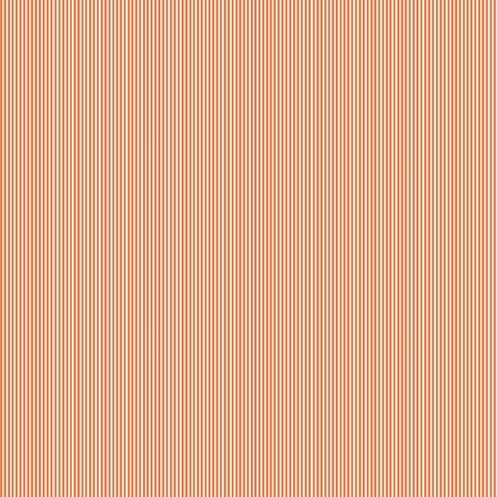 Pin Stripe Orange