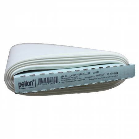 Pellon Cut-A-Way Stabilizer 20 Wide - White