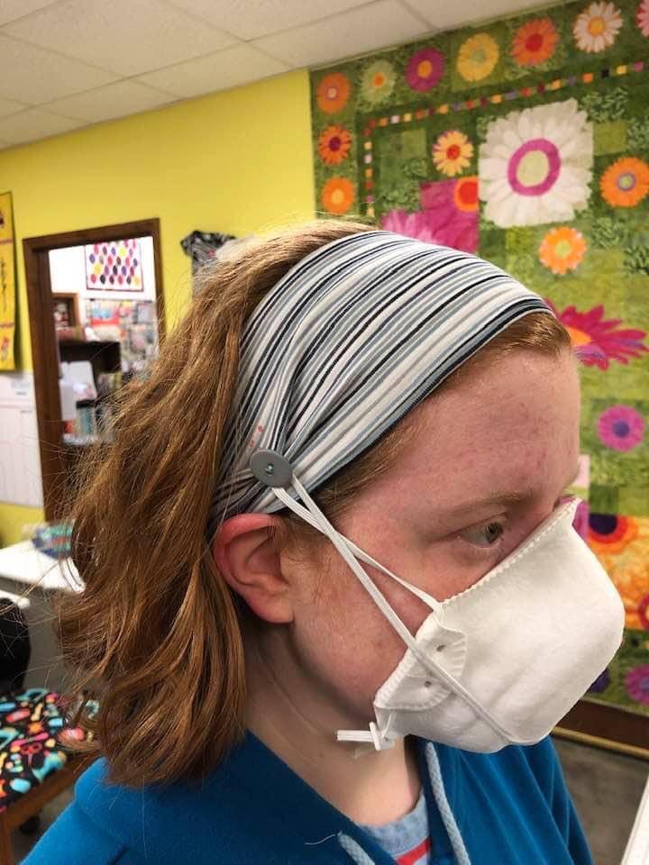 PPE Headband Pattern