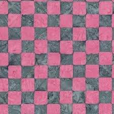 Chess - Pink - Artisan - Kaffe Fassett