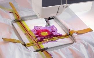 Pfaff Embroidery Hoop 360 X 200-Creative