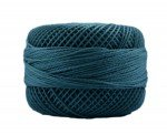 Dark Turquoise Embroidery Floss