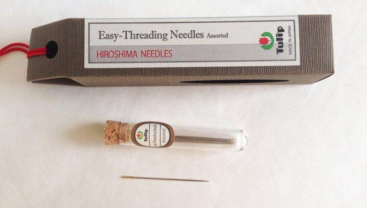 Hiroshima Assorted Easy Threading Needles