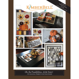 Kimberbell: Oh, The Possibilities (Book)