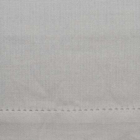 Tea Towel Cotton Linen Blend White
