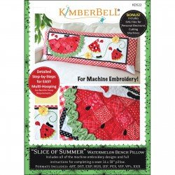 Kimberbell Slice of Summer Watermelon CD