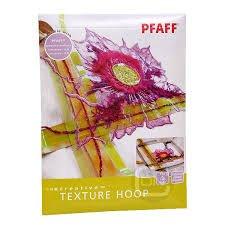 Pfaff Creative Texture Hoop 150 x 150 mm