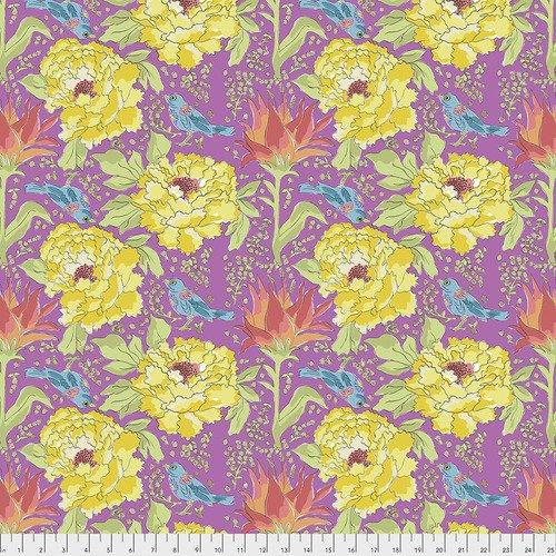 Bird of Paradise - Violet PWLH016.VIOLET