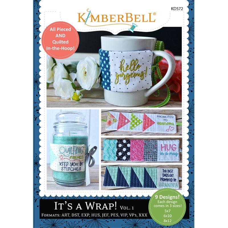 KimberBell It's a Wrap, Vol. 1