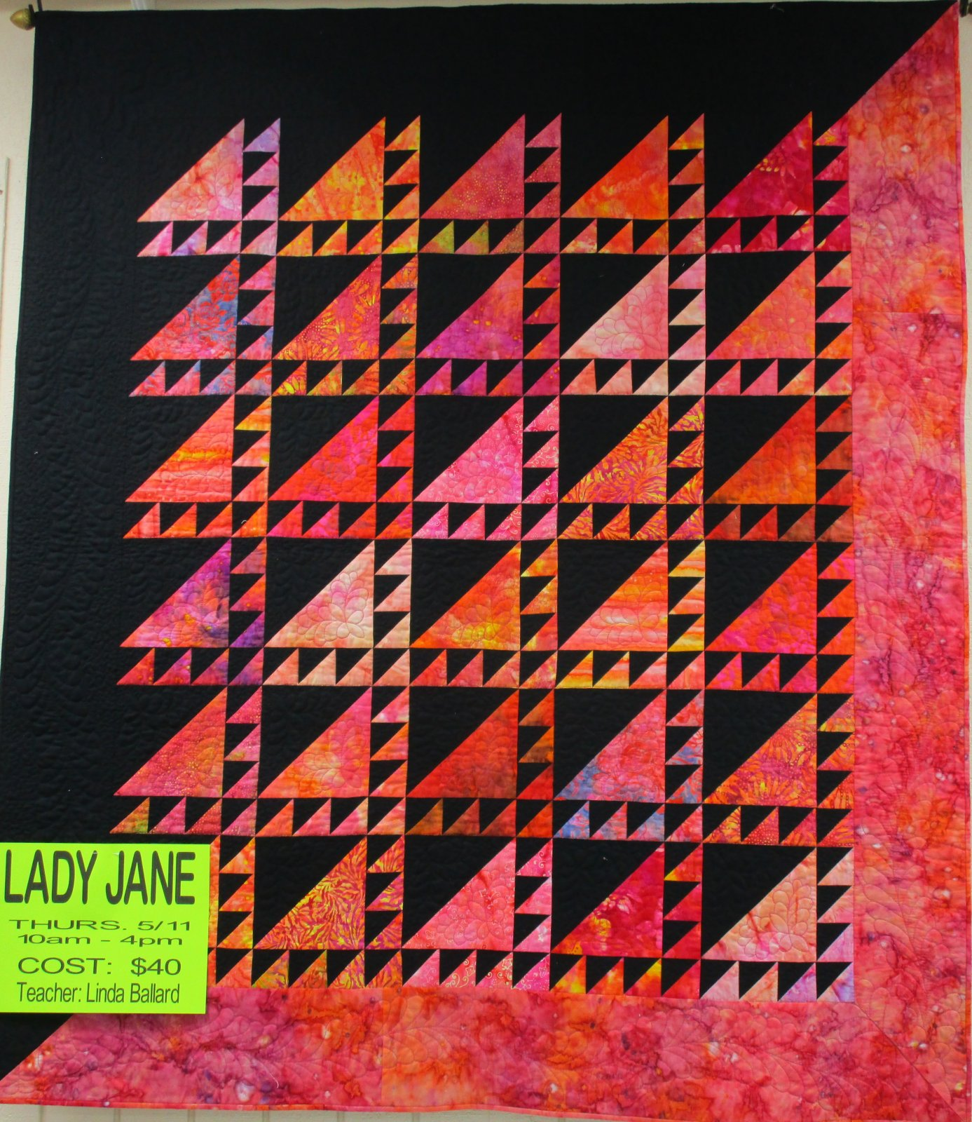 lady jane with linda ballard