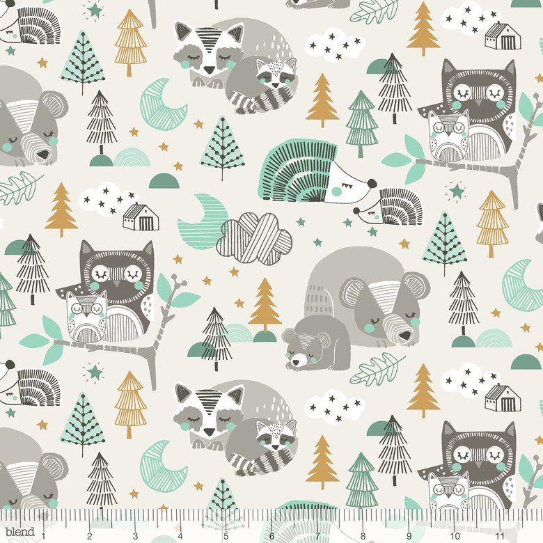Sweet Dreams--Woodland Animals