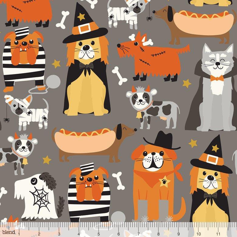 Boo Crew - Halloween Puppies