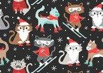 Snowlandia Cats