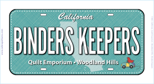 Binders Keepers