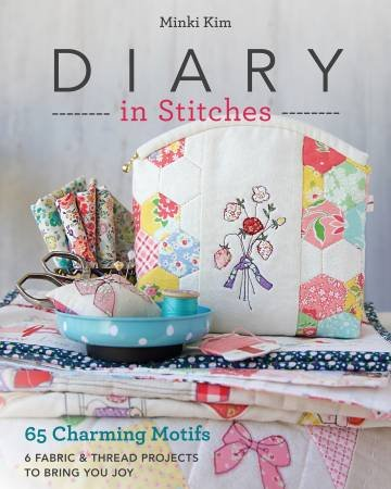 Diary in Stitches BOOK