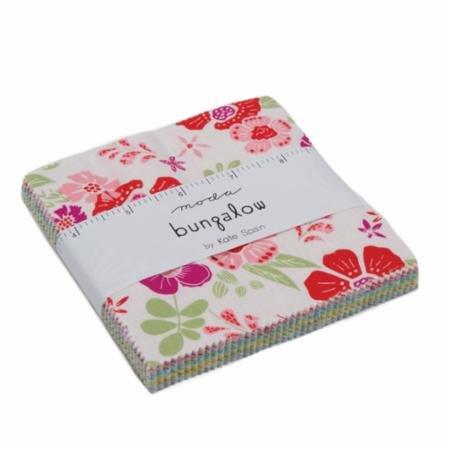 Bungalow 5 Squares - Charm Pack