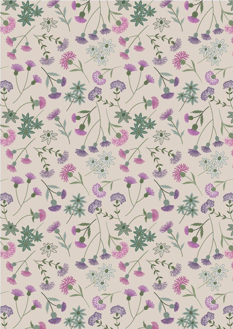 Lewis & Irene - Celtic Blessings - MULTI floral