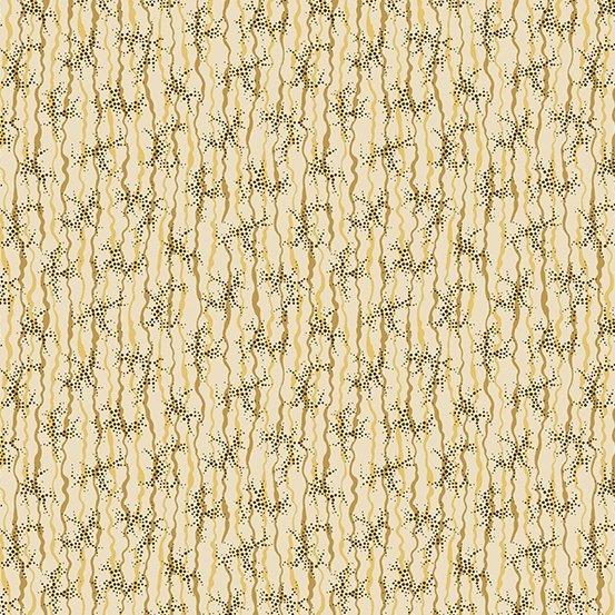 Chesapeake Ribbons & Dots by Di Ford-Hall TAN