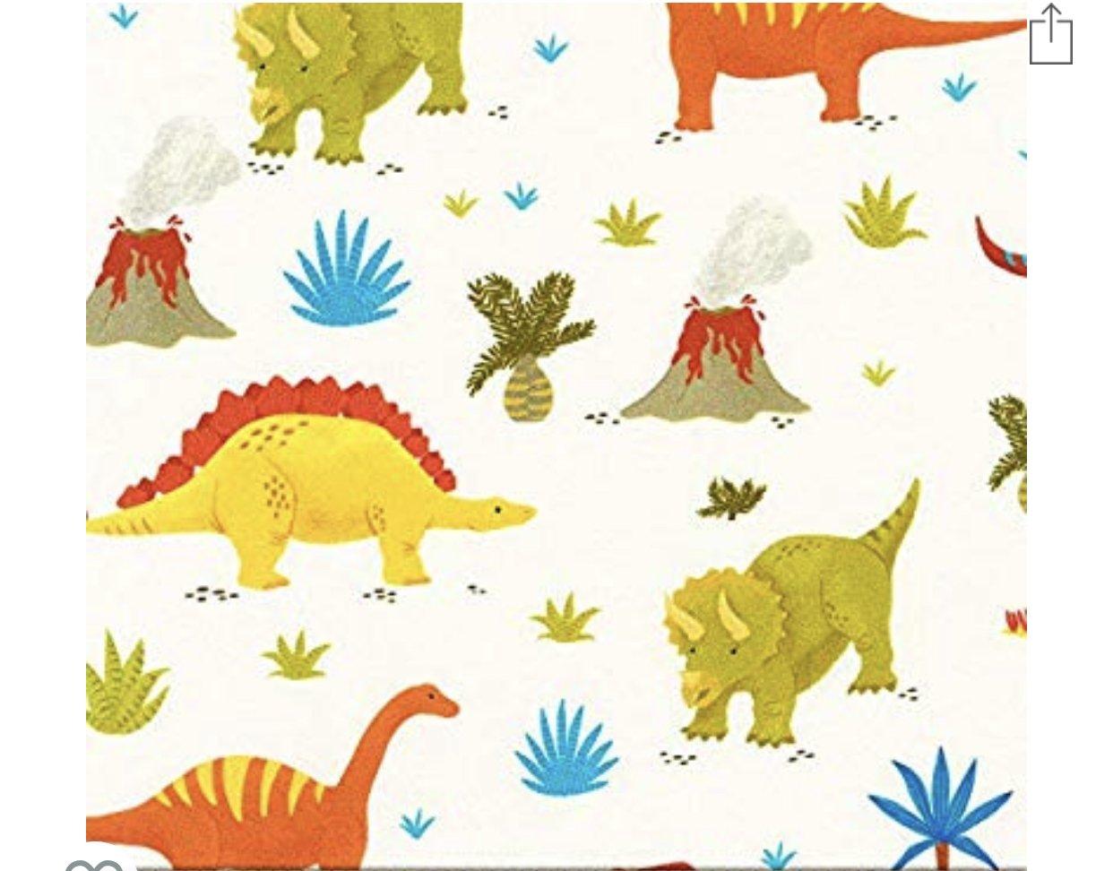 Prehistoric Adventure Dinosaurs BERMUDA