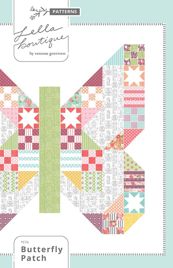 Butterfly Patch Kit by Lella Boutique