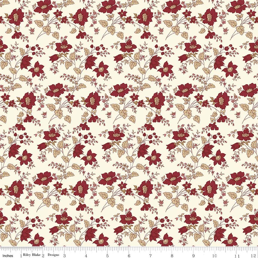 Nancy Zieman - Garnet - CREAM