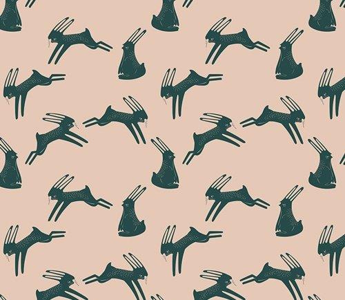 Capsules Campsite Hopping Hares