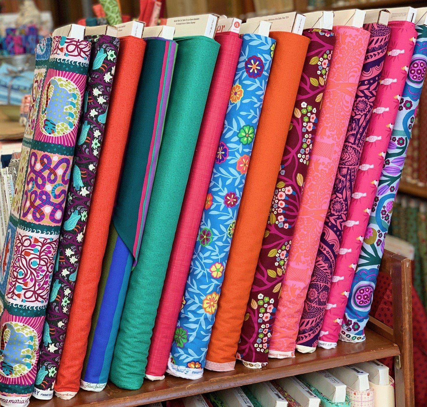 Cinco de Mayo fat quarter collection