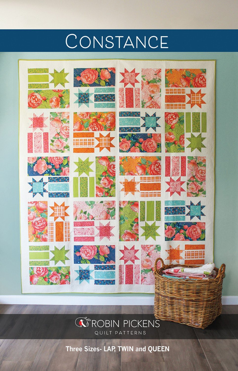 Constance Twin Quilt Kit