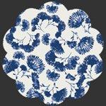 Indigo & Aster  Foliage Escape Lapis BLUES